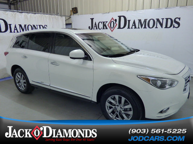 Pre Owned Infiniti JX35 Under $500 Down