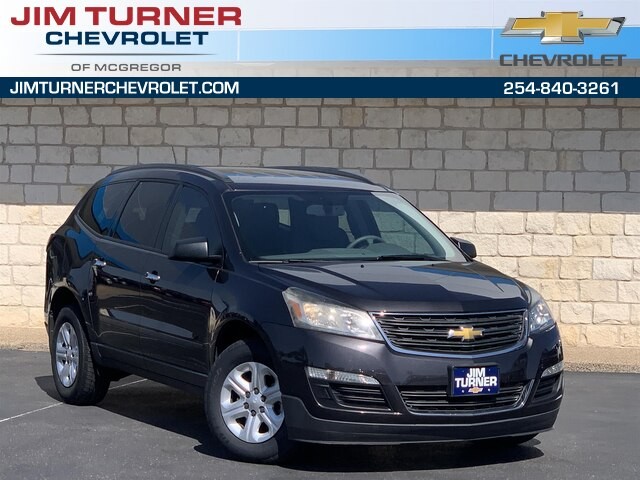 2014 Chevrolet Traverse LS photo
