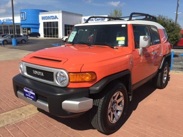New And Used Orange Suvs For Sale In Abilene Texas Tx