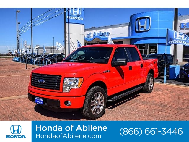 New and Used Ford Trucks for sale in Abilene Texas TX
