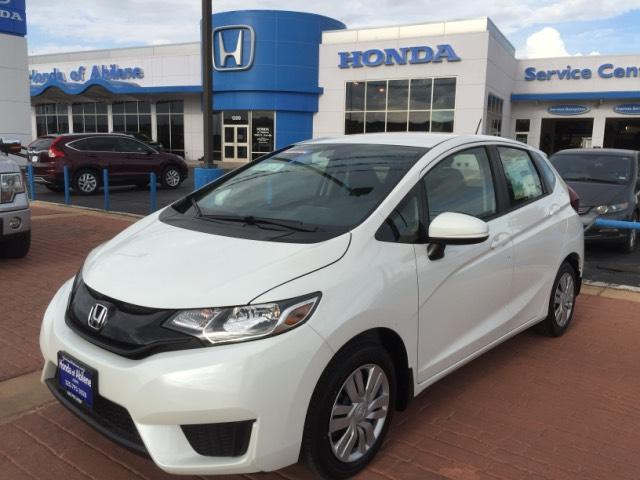 2017 Honda Fit