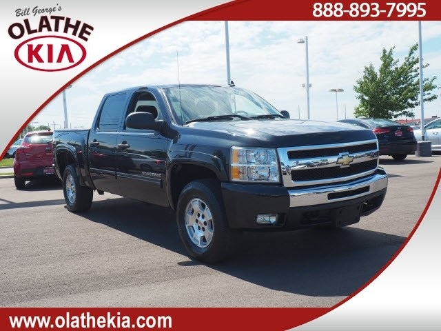 2010 Chevrolet Silverado 1500 LT photo