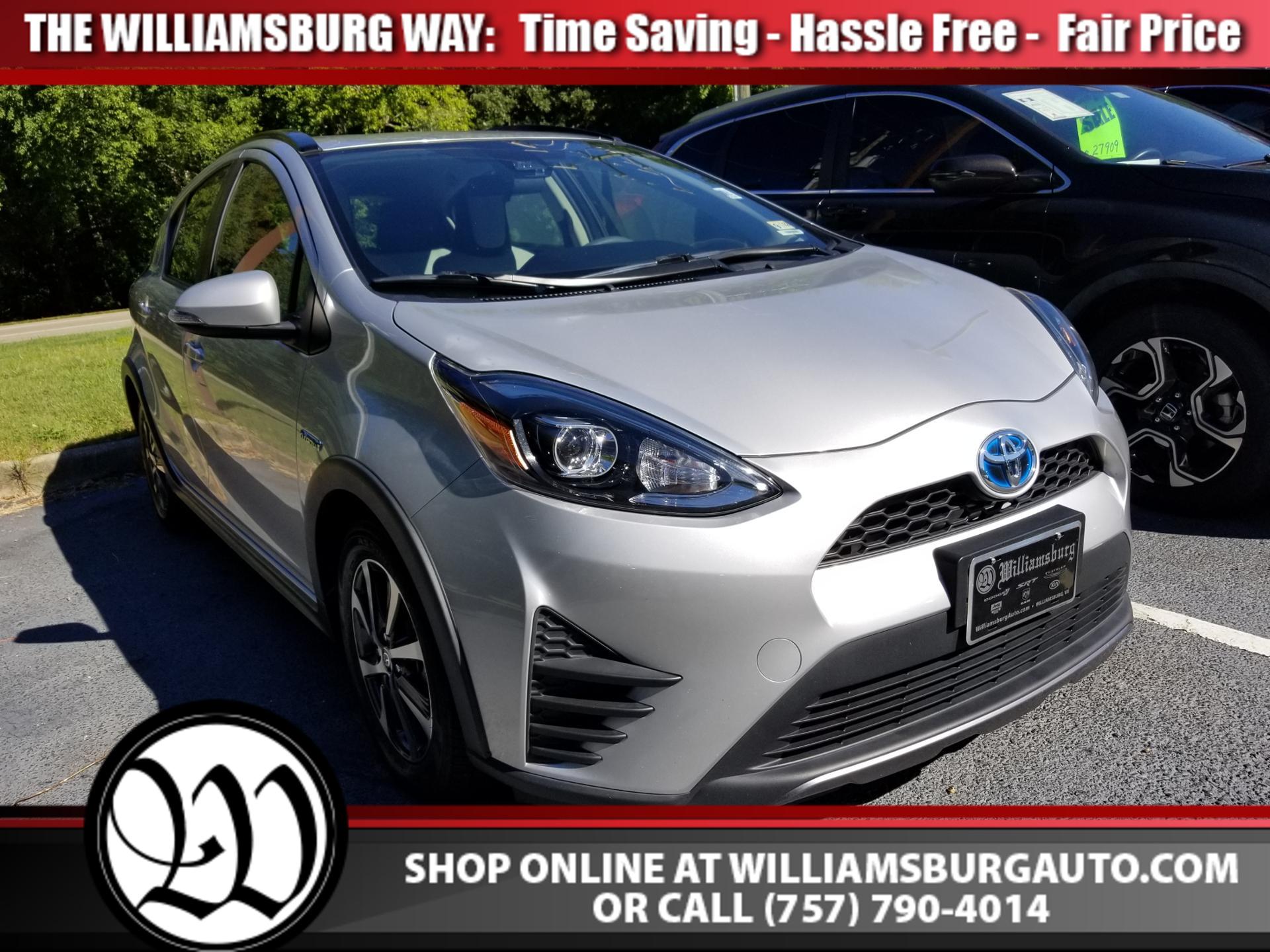 Toyota Prius c Under 500 Dollars Down