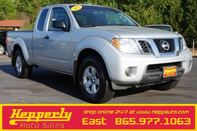 Pre Owned Nissan Frontier Under $500 Down
