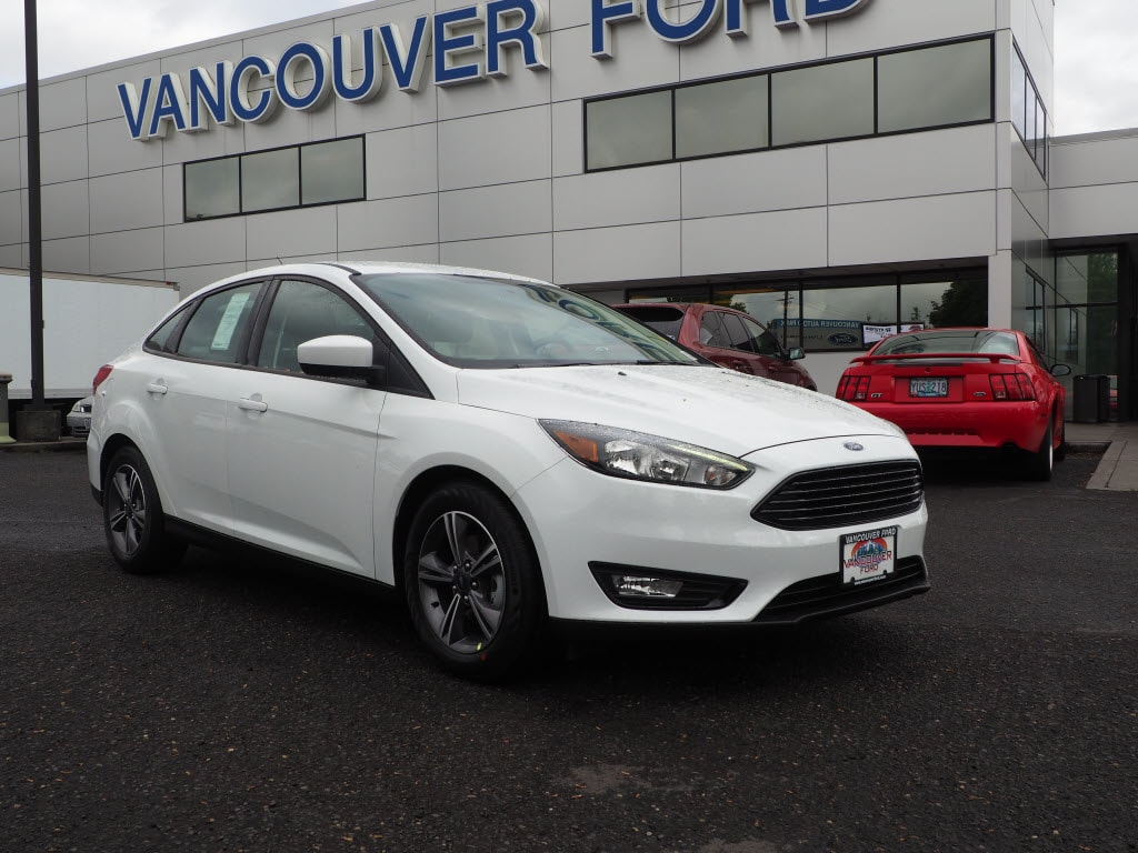 2018 Ford Focus  images