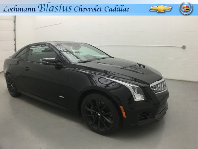New And Used Cadillac Ats V Coupe For Sale The Car