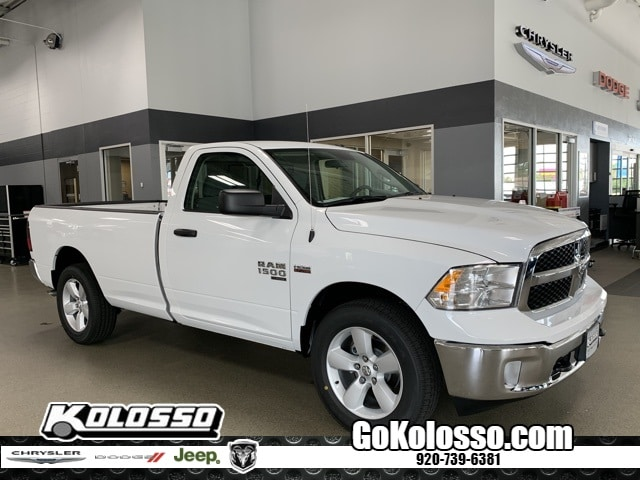 2020 RAM RSX Tradesman photo