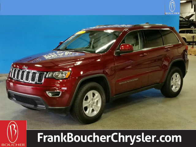 Madison, WI - 2017 Jeep Grand Cherokee