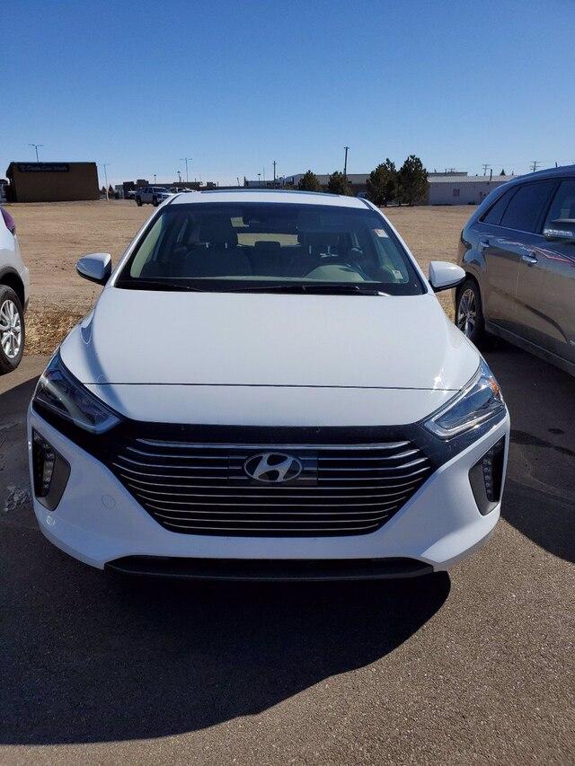 Hyundai Ioniq Hybrid Under 500 Dollars Down
