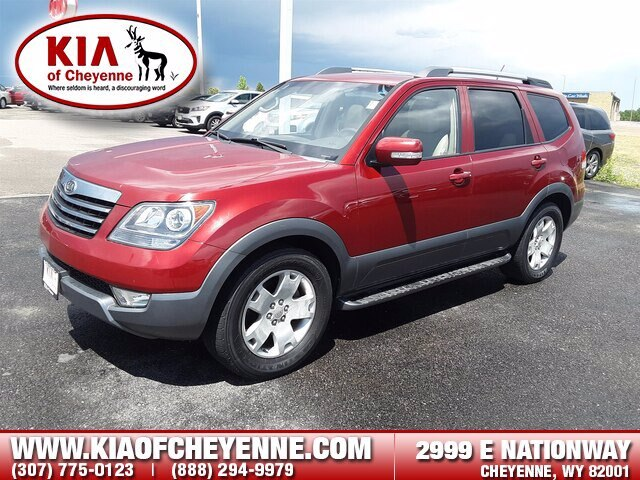 2009 Kia Borrego EX photo
