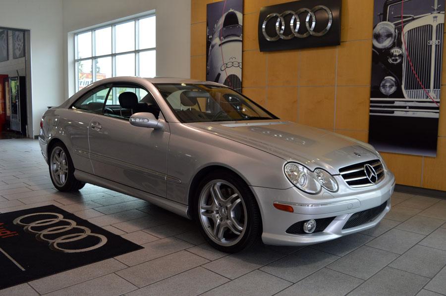 Mercedes-Benz CLK550 Under 500 Dollars Down