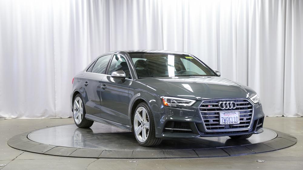 2017 Audi S3