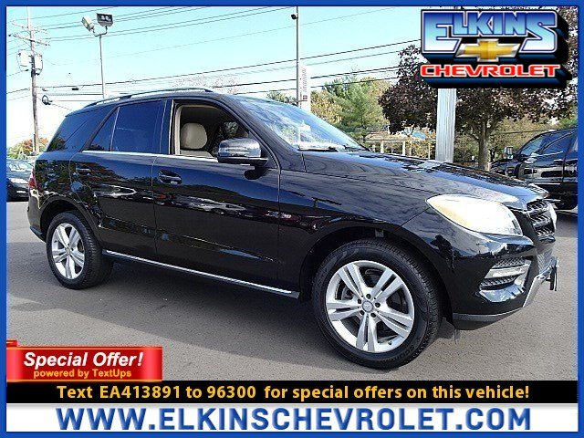 New and used mercedes benz ml for sale in fort washington for Mercedes benz of fort washington pa