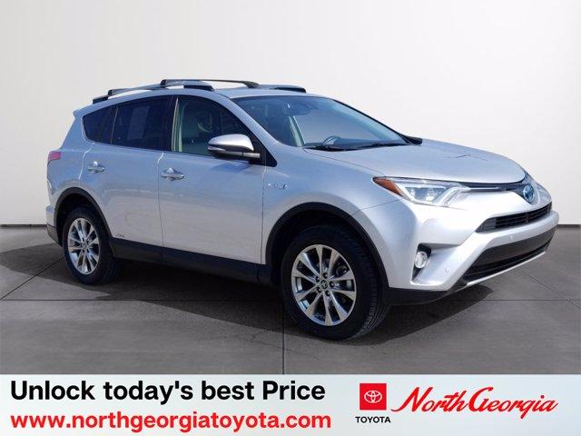 Toyota RAV4 Hybrid Under 500 Dollars Down