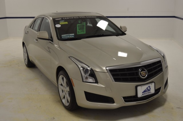 Cadillac ATS Under 500 Dollars Down
