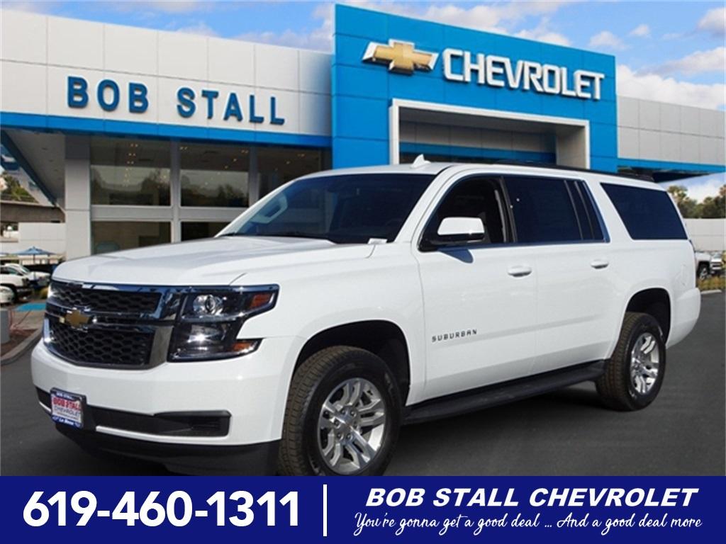 2018 Chevrolet Suburban LS photo