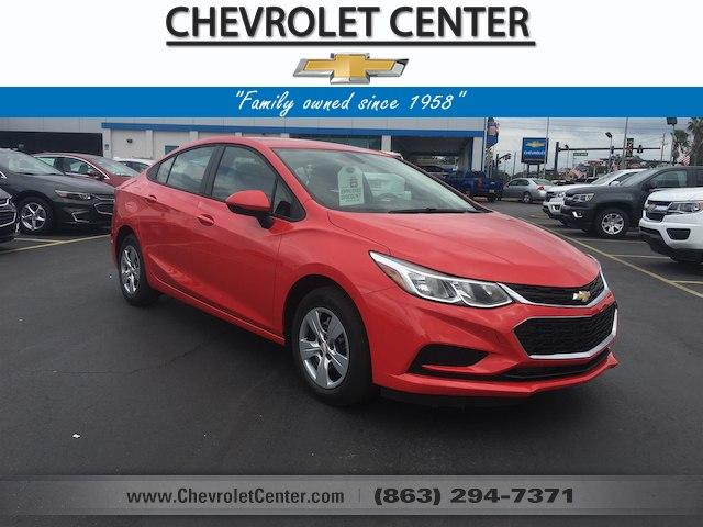 2018 Chevrolet Cruze LS photo