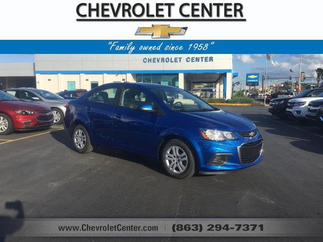 2018 Chevrolet Sonic LS photo