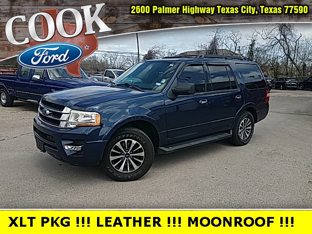 2015 Ford Expedition XLT photo