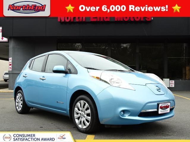 Nissan LEAF Under 500 Dollars Down