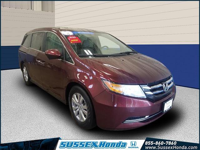 2016 Honda Odyssey EX-L w/DVD photo