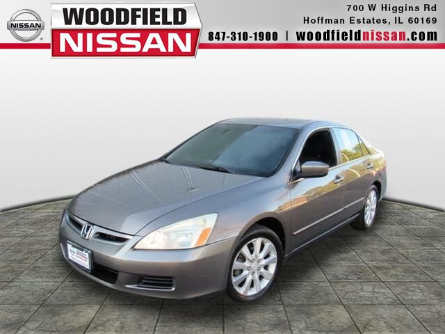 2006 Honda Accord Sdn
