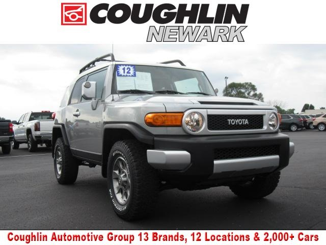 New And Used Toyota Fj Cruiser For Sale In Columbus Oh