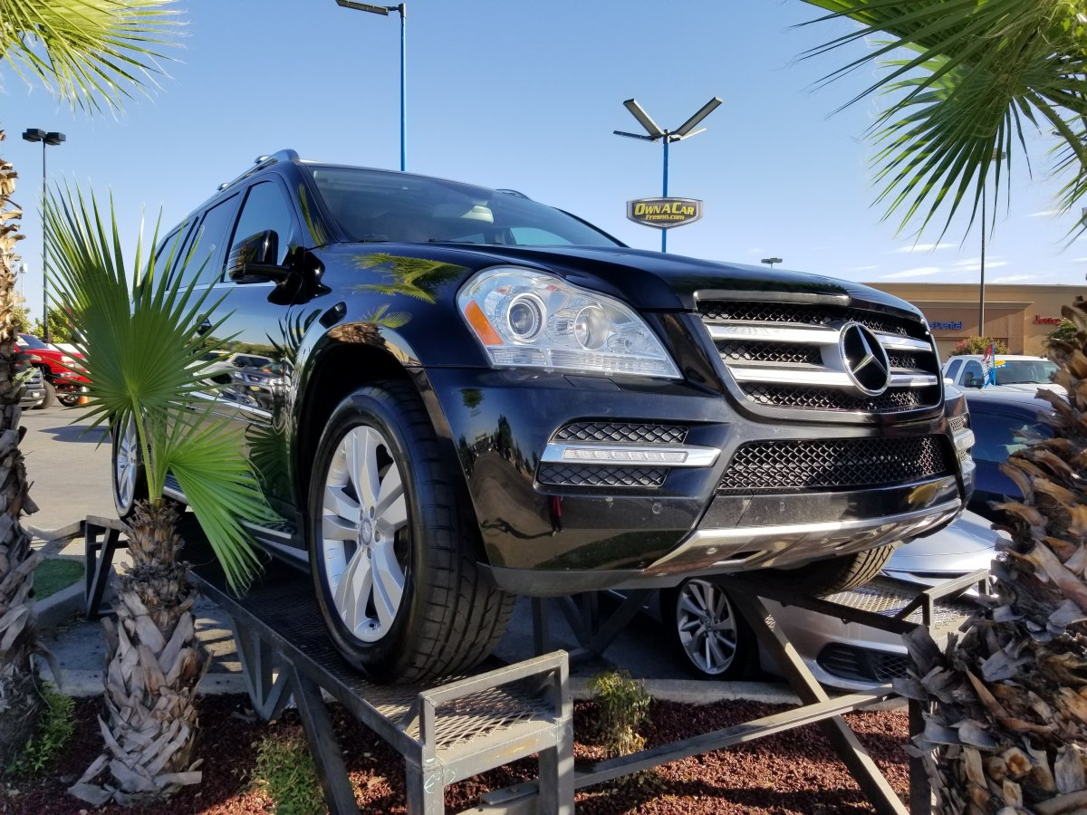 Mercedes-Benz GL-Class Under 500 Dollars Down