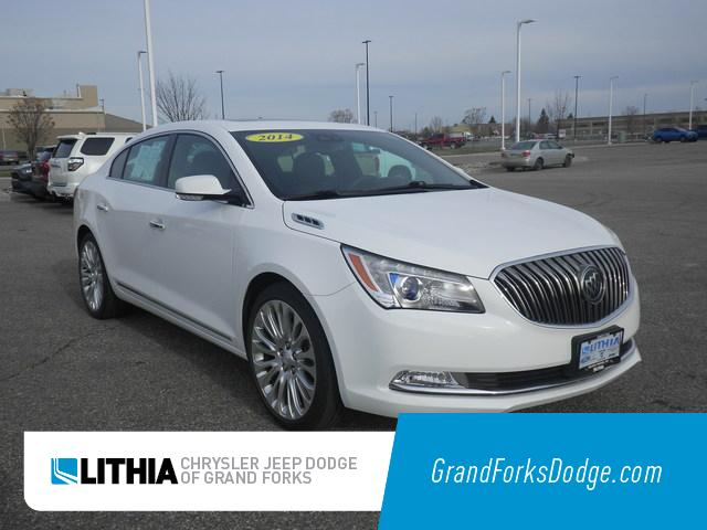 Grand Forks, ND - 2014 Buick LaCrosse