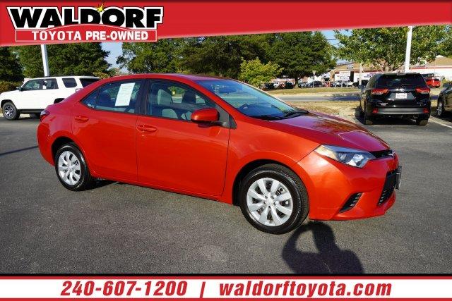 Toyota Corolla Under 500 Dollars Down