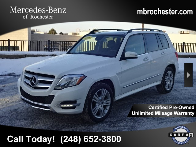 Mercedes benz glk class for sale in detroit mi the car for Mercedes benz of rochester