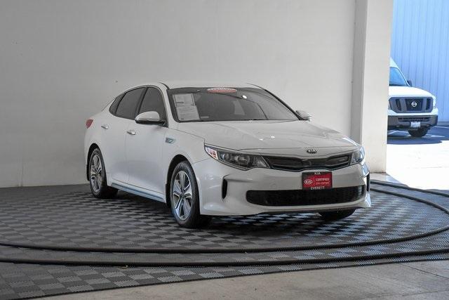 Kia Optima Plug-In Hybrid Under 500 Dollars Down