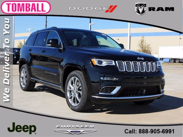 2021 Jeep Grand Cherokee Summit photo