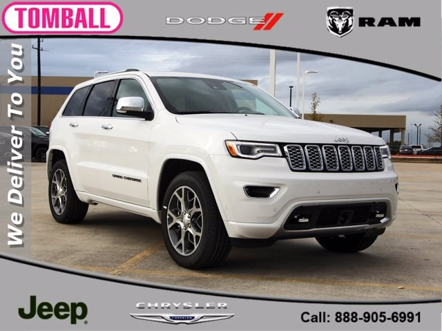 2021 Jeep Grand Cherokee Overland photo
