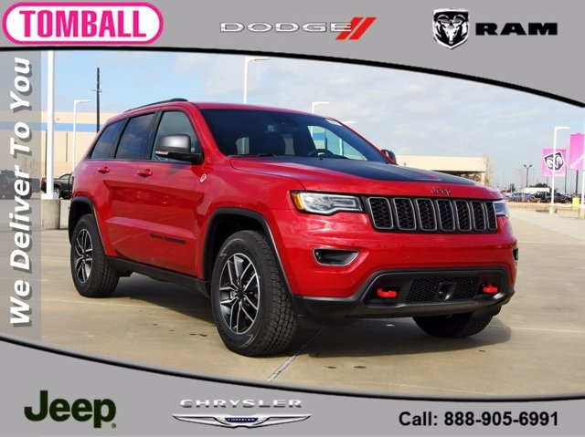 2021 Jeep Grand Cherokee Trailhawk photo