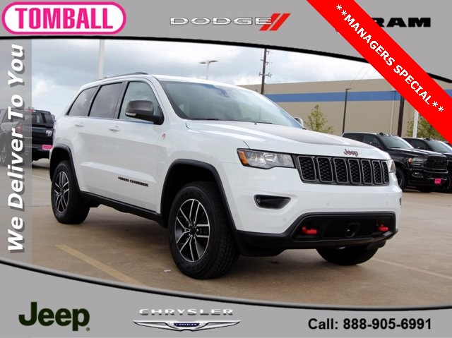 2020 Jeep Grand Cherokee Trailhawk photo