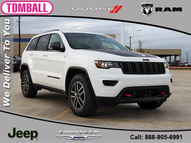 2021 Jeep Grand Cherokee Trailhawk photo