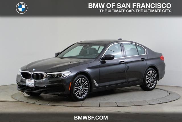2020 BMW 5-Series 530i photo