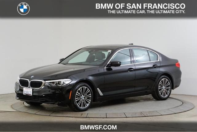 2020 BMW 5-Series 530i xDrive photo