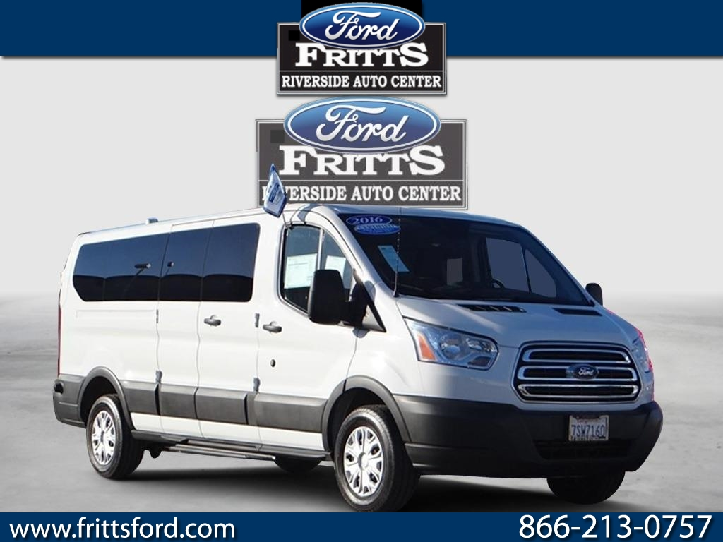 2016 Ford Transit Wagon T-350 148 Low Roof XLT Swing-O photo