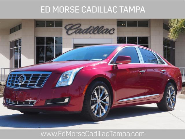 2014 Cadillac XTS 3.6L V6 photo