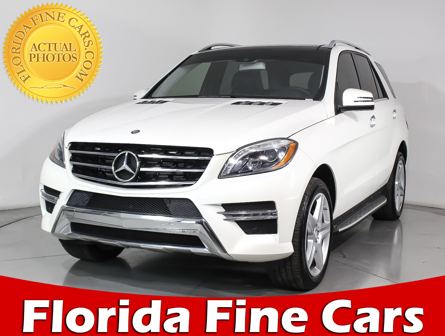 2014 Mercedes-Benz ML ML550 4MATIC