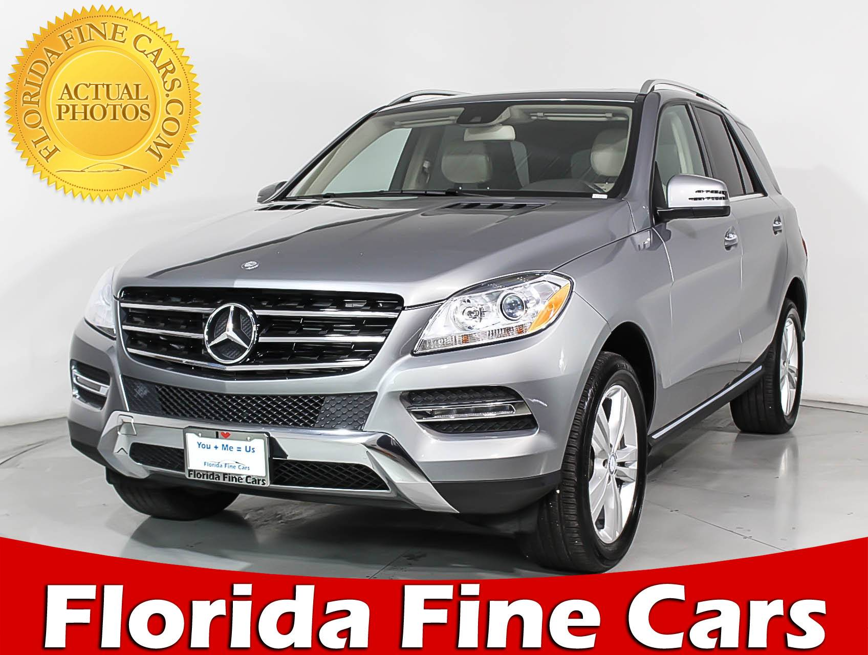 2015 Mercedes-Benz ML ML350