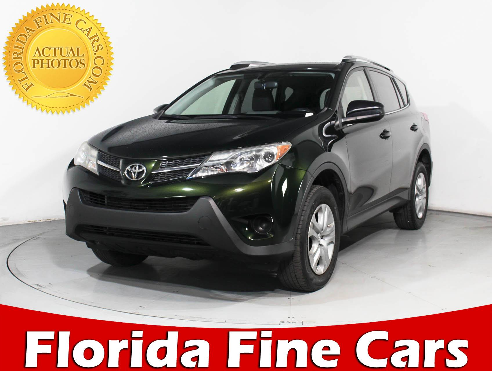New and Used Toyota RAV4 for Sale in Miami, FL   U.S. News & World ...