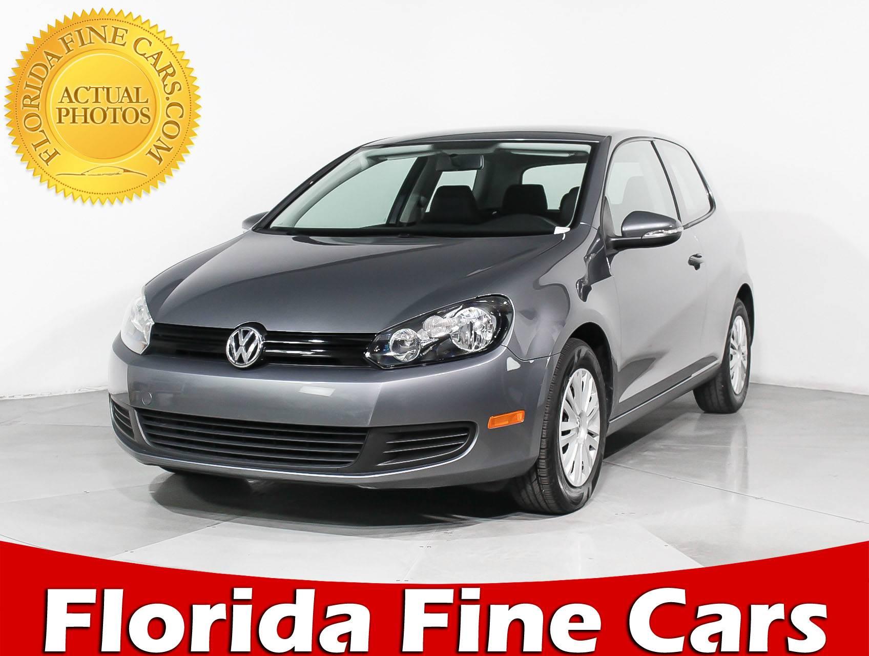 Used Volkswagen Golf For Sale In Miami FL