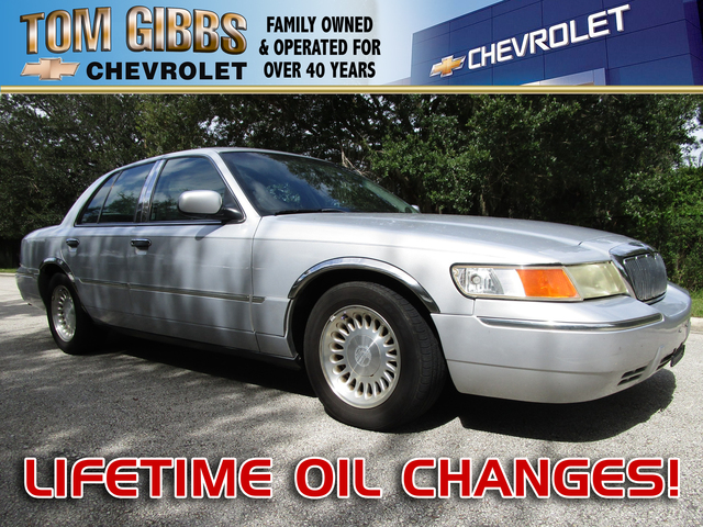 New And Used Mercury Grand Marquis For Sale In Florida Fl