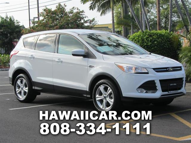 New And Used Ford Escapes For Sale In Hawaii Hi