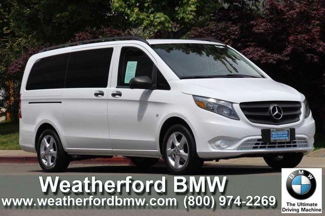 New and used mercedes benz metris passenger van for sale for Mercedes benz metris for sale