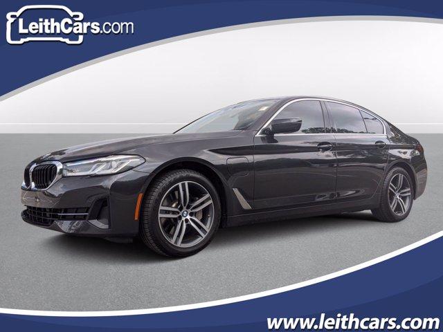 2021 BMW 5-Series  photo