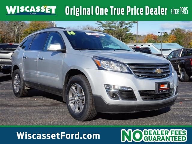 Chevrolet Traverse Under 500 Dollars Down